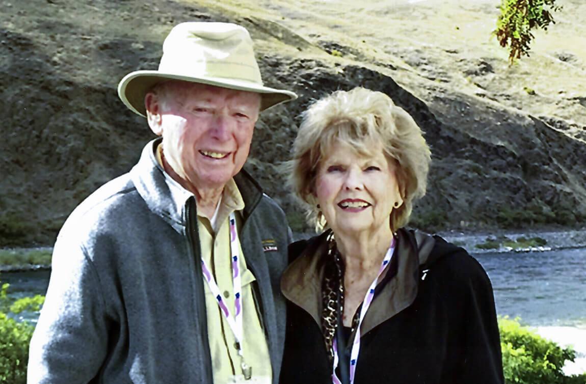 Bob & Joan Scheel