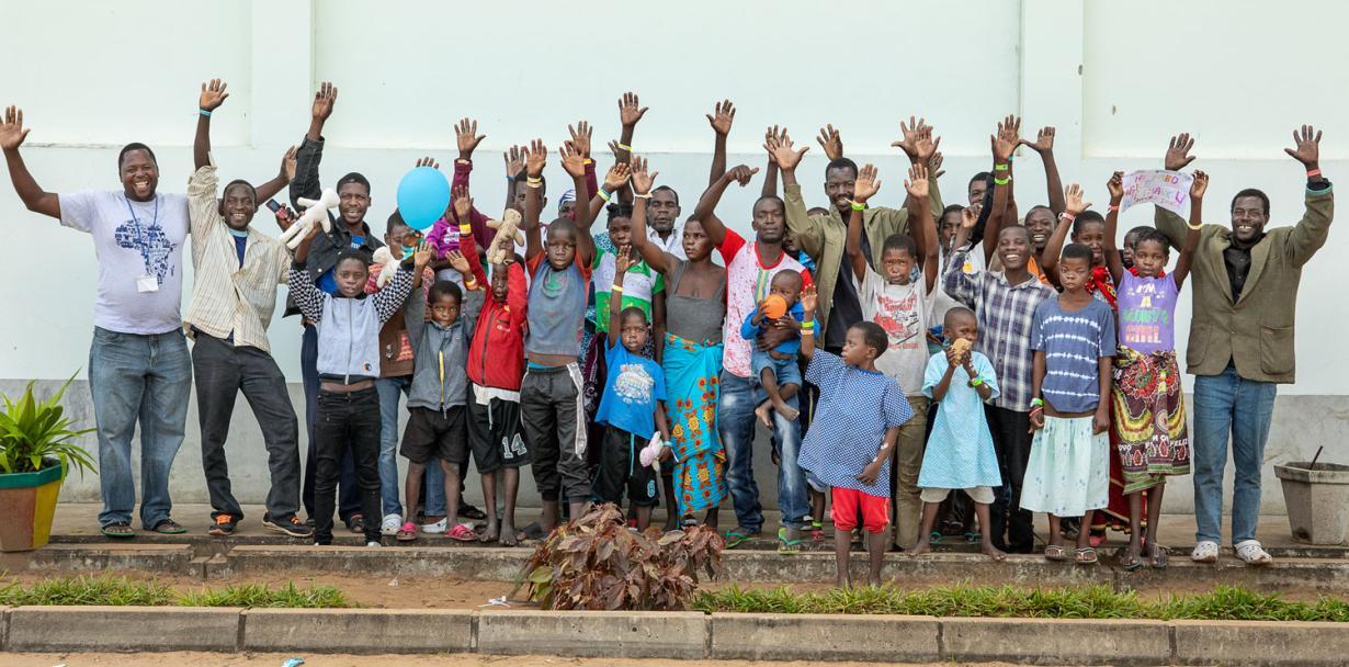 Operation Smile Mission to Quelimane, Moazambique